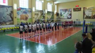 Волейбол. Шахтер -  МАПИД (19.03.2017)