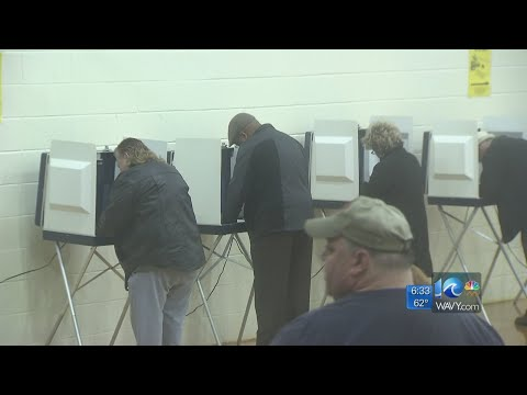 Polls open in Virginia, North Carolina for 2017 Election