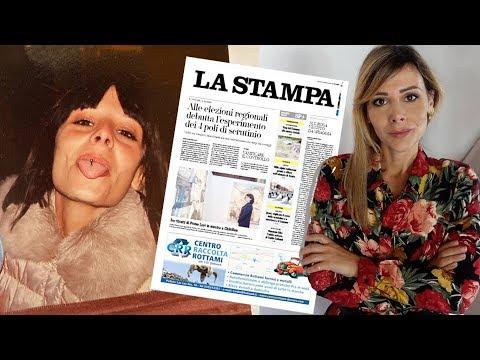 IL MIO PASSATO DA GIORNALISTA PER LA STAMPA - Vlog domenica 29 Settembre 2019