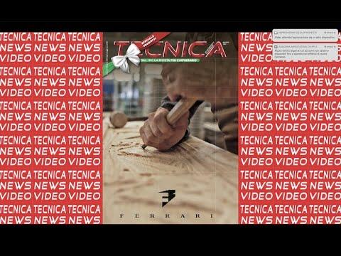 Anteprima Tecnica Agosto 2021 - Tecnicanews Video