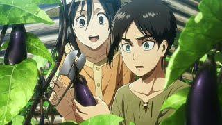 [ AMV ] Shingeki no Kyojin: Lost Girls OVA 3 Eren & Mikasa - Destiny