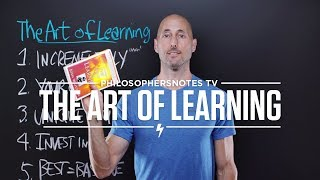 PNTV: The Art of Learning by Josh Waitzkin