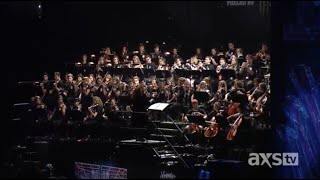 APMAs 2015: The Contemporary Youth Orchestra performs the Song Of The Year overture