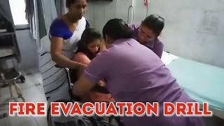 "CODE RED / FIRE EVACUATION DRILL of ""DEODHAR HOSPITAL"" (THANE)"