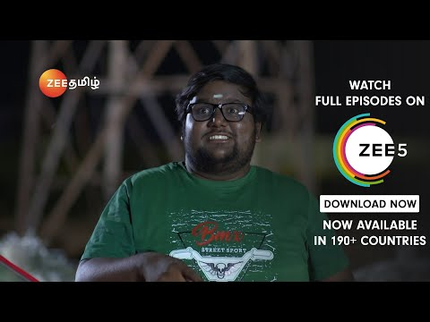 Subscribe & Watch all episodes BEFORE TV: http://bit.ly/2rLLoJ3  ZEE5 Now Available in 190+ Countries, Click Here: http://bit.ly/WatchNowOnZEE5  To watch FULL episode of Sathya, CLICK here - https://www.zee5.com/tvshows/details/sathya/0-6-1339/  Watch Latest Zee Tamil Serials & Shows Full Episodes Online on ZEE5 App.   Please Click below to DOWNLOAD the ZEE5 app:   - Playstore: https://play.google.com/store/apps/details?id=com.graymatrix.did  - iTunes: https://itunes.apple.com/in/app/ozee-tv-shows-movies-more/id743691886  Visit our website - https://www.zee5.com   For more  Latest Updates Connect with us on Social Media:   - Facebook - https://www.facebook.com/ZEE5/   - Instagram - https://www.instagram.com/zee5   - Twitter - https://twitter.com/ZEE5India  Sathya is a ZEE Tamil family television series starring Sayyeshaa, Vishnu and others. Sathya is a brave and tomboyish girl, who enjoys her life as it comes. Under unforeseen circumstances, she gets married to Prabhu. After an initial hiccup, Prabhu and Sathya develop a strong bond with one another after getting to know each other better. How Prabhu stands by Sathya in her fight against culprits, in her studies and eventually help her become an IPS officer forms the rest of the story.  #tamil #zeetamil #zeetamilserials #tamilserials #tamiltvserials #tamizhserials #zeeserials #ztamil #tamiltvshow #tamilnadagam #tamilentertainment #tamilcomedy