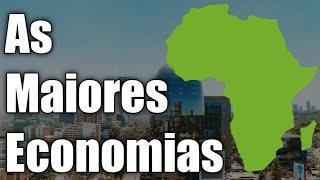 As Maiores Economias da África em PIB PPC | World Bank 2020