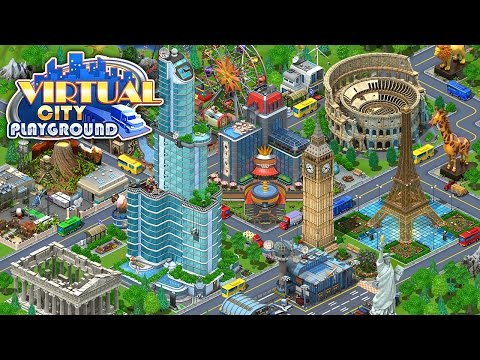 Virtual City Playground®: Building Tycoon 1.18.2 Update For Google Play