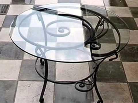 Wrought iron furniture.wmv.webm