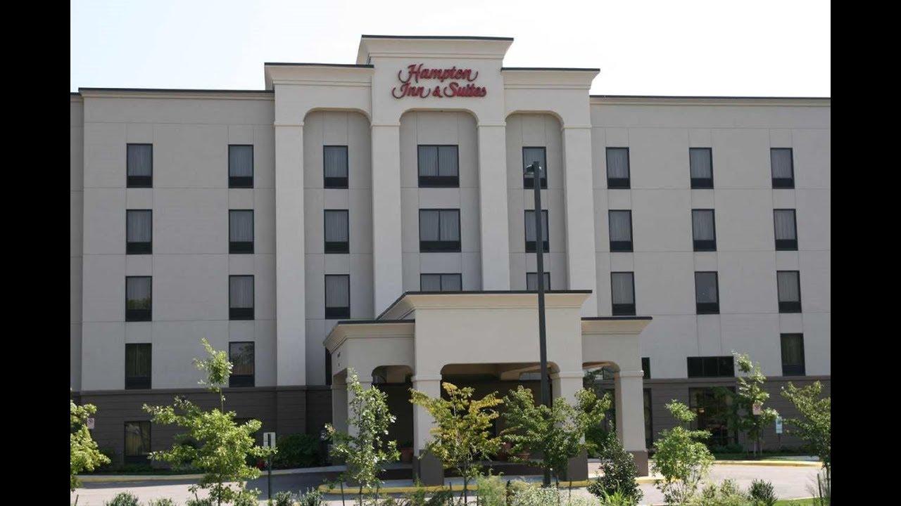 Hampton Inn & Suites Chesapeake-Square Mall - Chesapeake Hotels ...