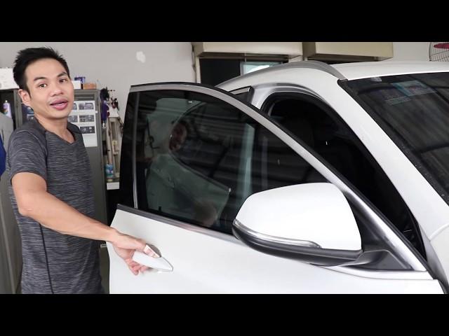 ติดตั้งระบบ Keyless ใน New BMW X1 (F48)