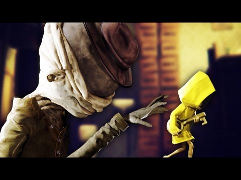 THERE'S NOWHERE TO HIDE | Little Nightmares – Part 2