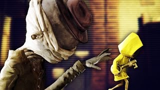 THERE'S NOWHERE TO HIDE | Little Nightmares - Part 2