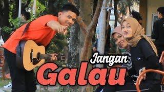 Nyanyiin Lagu Galau Sampai Buat Cewek Mau Nangis -  BUKAN UNTUKKU ( COVER - RACMI AYU )