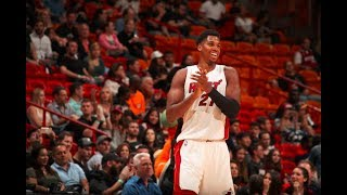 Hassan Whiteside Top 10 Blocks of 2016-2017 NBA Season