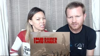 Tomb Raider Official Trailer Reaction & Review