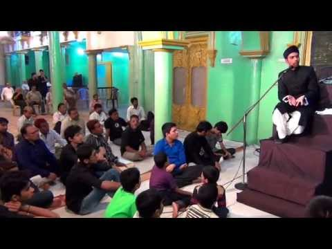 Ilm aur Adab (Syed Hyder Raza Razvi) - Majlis 2