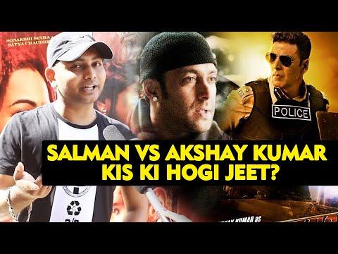 Salman's Inshallah Vs Sooryavanshi | Akshay को भागना पड़ेगा, Salman Khan Fan Ka Reaction
