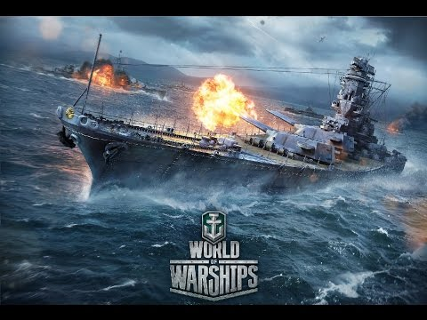 AWESOME World of Warships OST Port Theme Premium 1 hour version soundtrack
