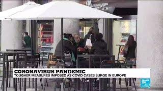 Italians lament latest coronavirus restrictions