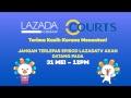LazadaTV – Courts TVs: Vouchers, Vouchers, VOUCHERS!