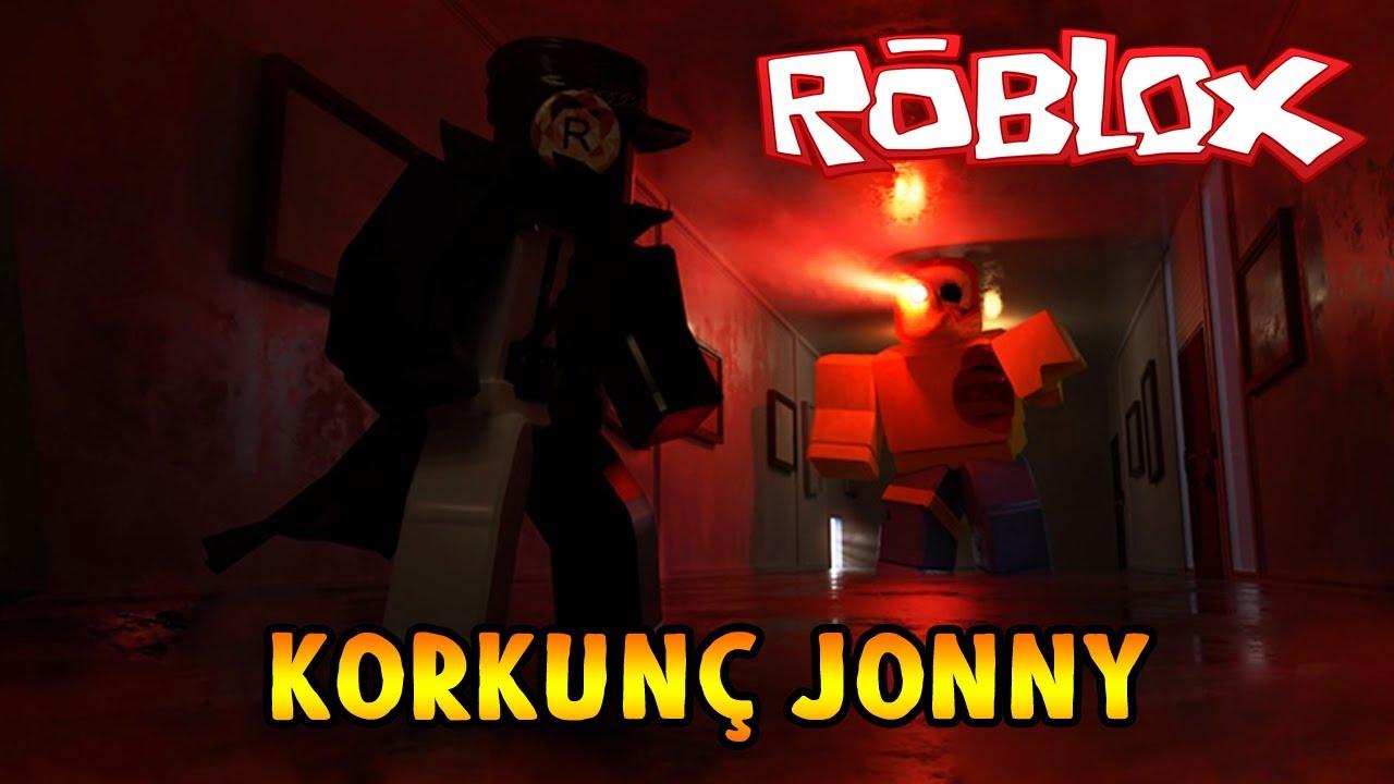 🔪KORKUNÇ JONNY PEŞİMİZDE🔥 - ROBLOX Jonny