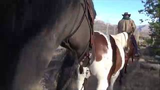 Horse Camping, Double Cabin WY 9 22 2018