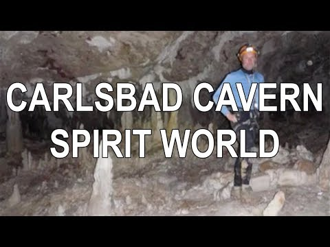 Carlsbad Cavern - Spirit World