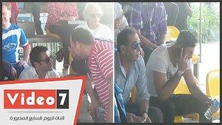 أحمد حسن ومحمد شوقى أبرز المشاركين فى اليوم الرياضى للأمم المتحدة