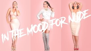 Haul Aliexpress: In the Mood for Nude