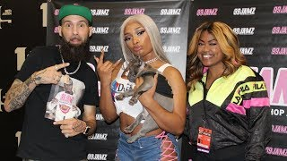 BET Awards 2019: Megan Thee Stallion Speaks On New Music & Dream Collabs