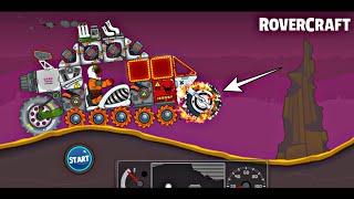 RoverCraft - CRAZY Build In PSO318   Gameplay