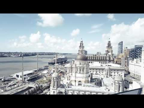 DJI Mavic Pro Liverpool Waterfront & Albert Dock