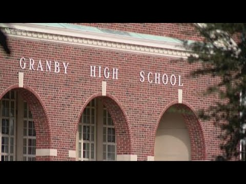 Granby High School goes on brief 'cautionary lockdown'