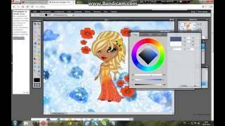 Онлайн фотошоп, аватария