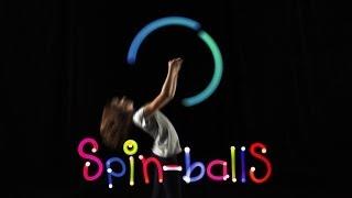 """Spin-balls: """"I spin!"""" (Original)"""