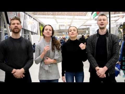 Рождественская колядка - Как в Иеросалиме  - Казачий ансамбль Сокол