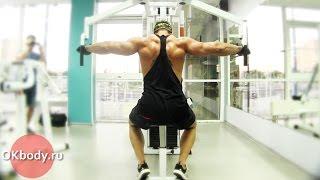 Упражнения на плечи. Дельты любят изоляцию(ПОДПИШИСЬ на нас http://goo.gl/LC5iR5 В нашем новом видео мы рассмотрим различные упражнения на плечи и в первую..., 2014-09-22T06:37:14.000Z)