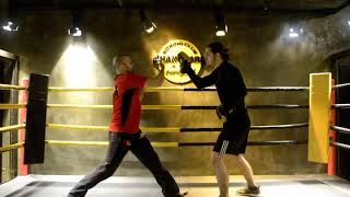 HangaarGym Wing Chun Dersleri