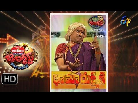 Jabardasth - 11th February 2016 - జబర్దస్త్ – Full Episode