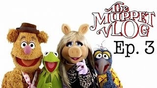 The Muppet Vlog: The Muppets (2015) Ep. 3: Bear Left Then Bear Write