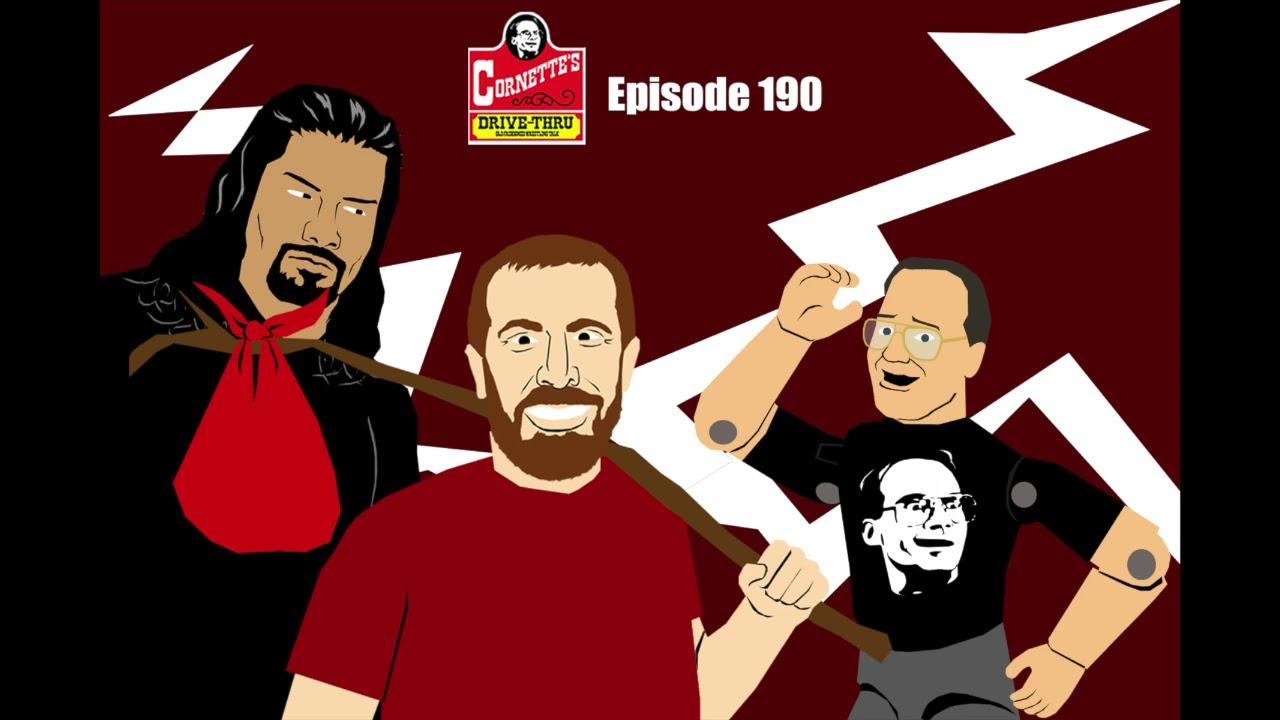 Jim Cornette Reviews Roman Reigns vs. Daniel Bryan on Smackdown