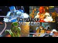 Injustice 2 - Sub Zero All Shaders with Openings for All Characters and Premium Skins