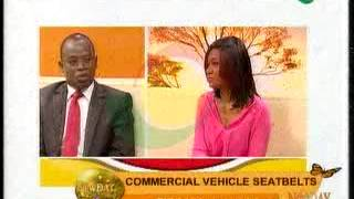NewDay - Discussing the DVLA Seat Belt Deadline - 14/4/2015