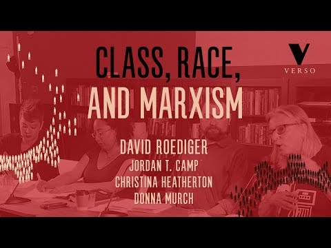 Class, Race, and Marxism: New York book launch