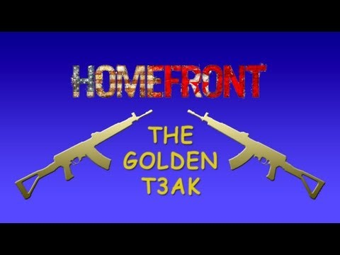 Homefront - T3AK Gameplay - Ground Control on Lowlands