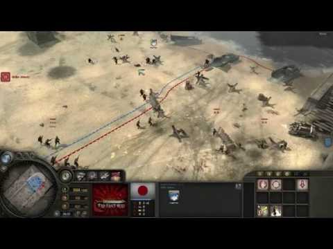 Company of Heroes The Far East Mod 1v1 PvE