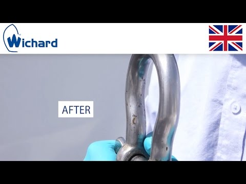 Wichinox - Cleaning and passivating your marine hardware