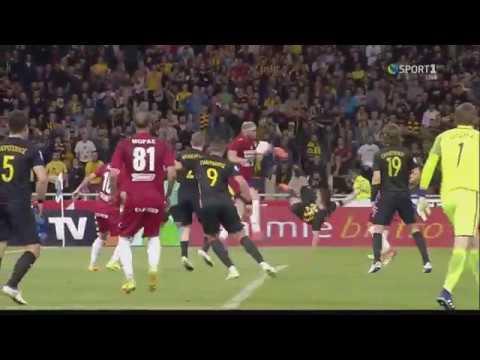 ΑΕΚ - ΑΕΛ 1-0