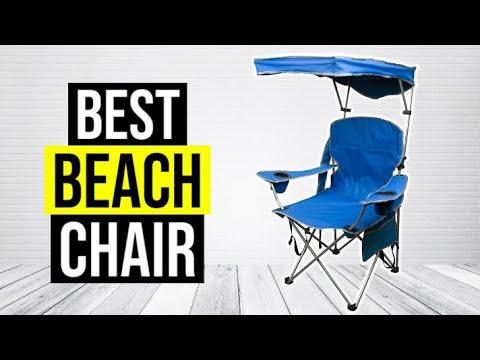BEST BEACH CHAIR 2020 - Top 5