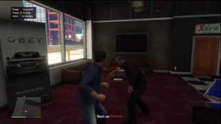 GTA V Gameplay/Commentary [Part 7] - Meeting the Manic Michael!